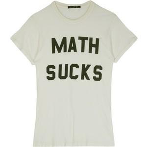 math t shirt