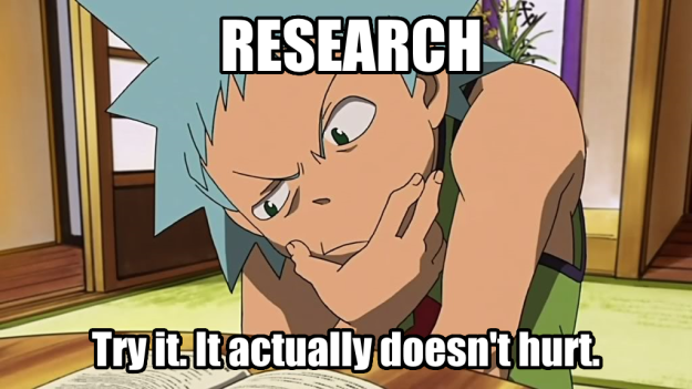 anime research