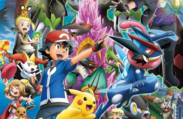 pokemon xyz poster