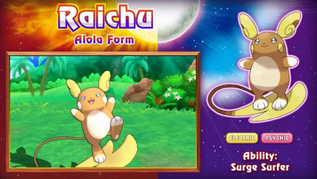 raichu new form