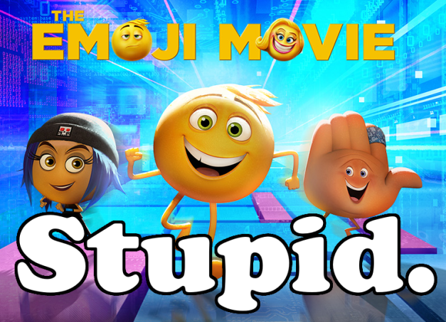 the emoji movie stupid
