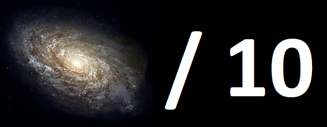 galaxy out of ten