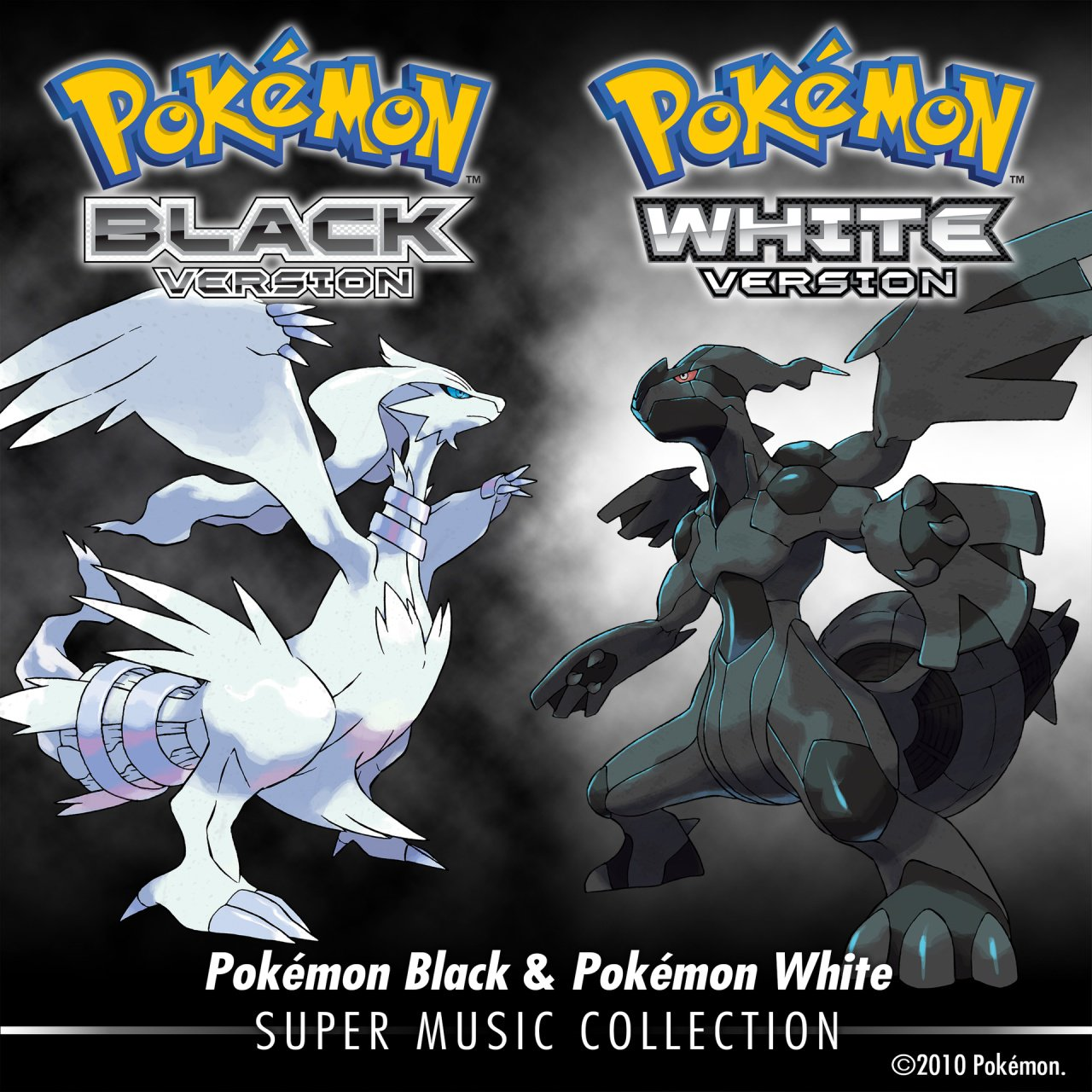 pokemon black and white soundtrack